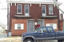 4 unit rehab Tower Grove Building – SOLD